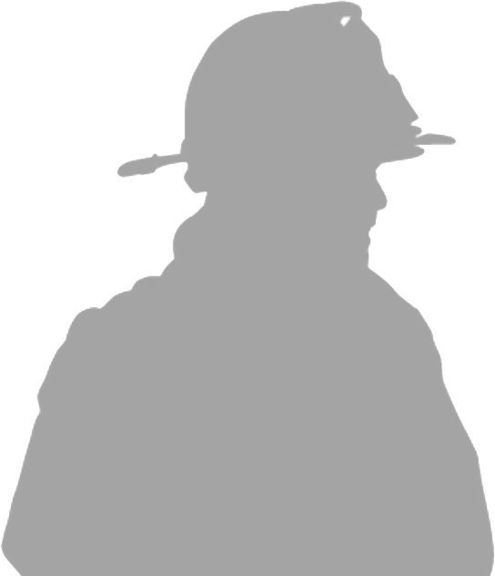 Firefighter-Silhouette
